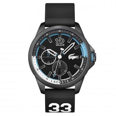Reloj  Capbreton Negro Lacoste