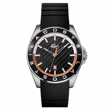 Reloj  West Port Negro Lacoste
