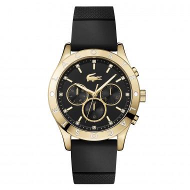 Reloj  Charlotte Negro Lacoste
