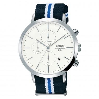 Reloj Análogo Azul Lorus by...