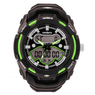 Reloj Dual Negro Umbro