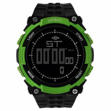 Reloj Digital Negro Umbro