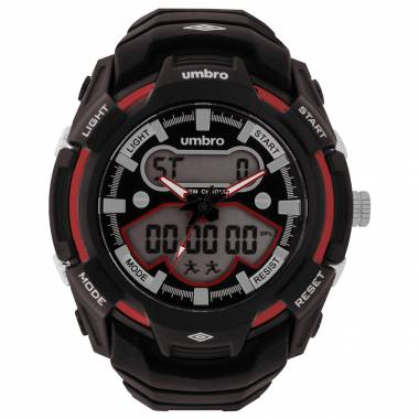 Reloj Digital Rojo Umbro