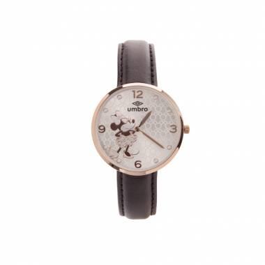 Reloj Umbro Minnie Negro Mujer