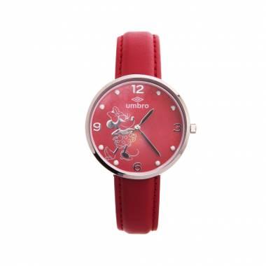 Reloj Umbro Minnie Rojo Mujer