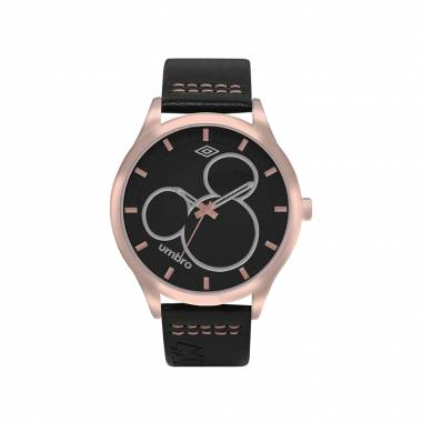 Reloj Umbro Mickey Negro...