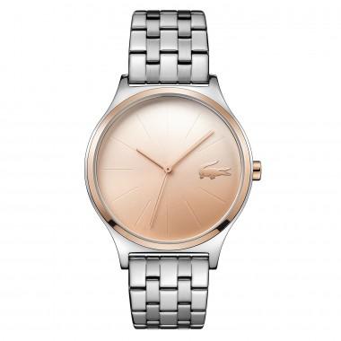 Reloj  Nikita Plateado Lacoste